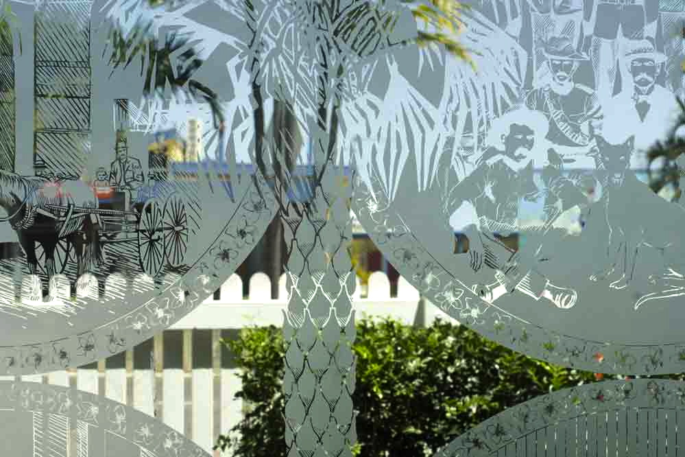 Frosted Glass Windows 2