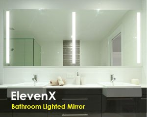 ElevenX Bathroom Lighted Mirror