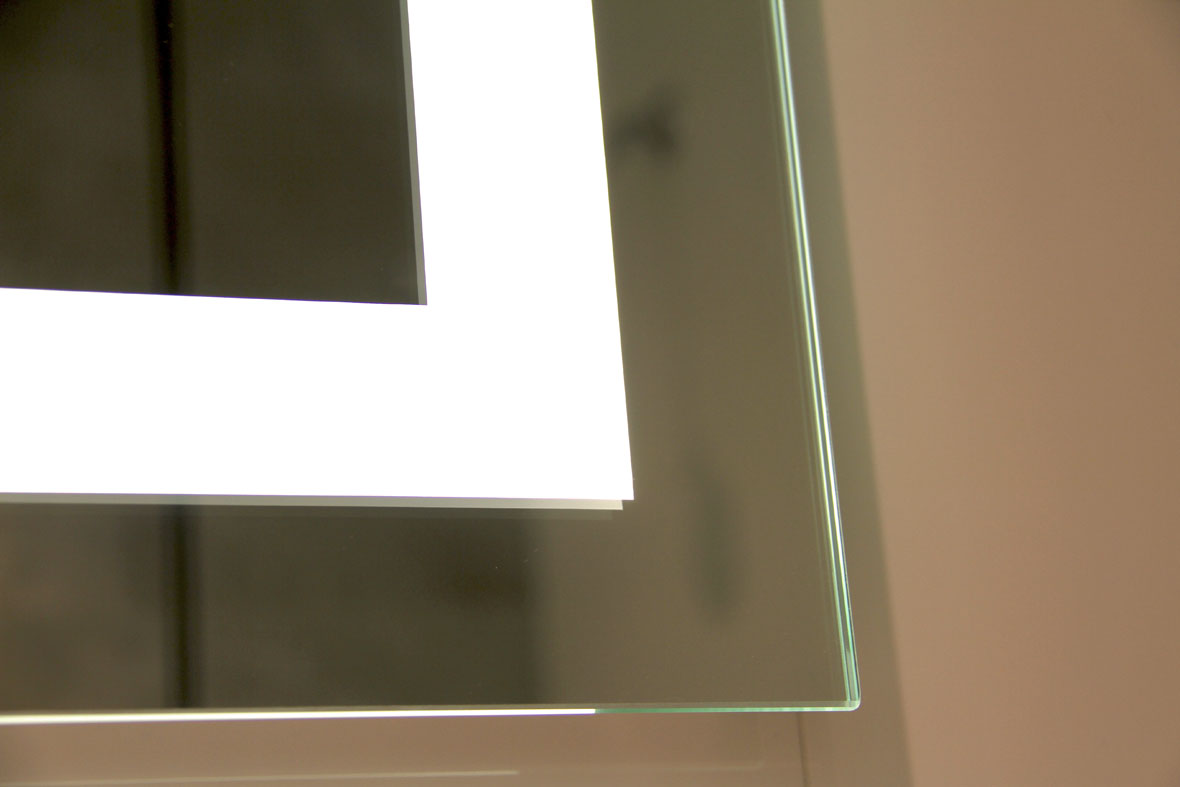 bathroom lighting mirror. verge bathroom lighted mirror lighting i