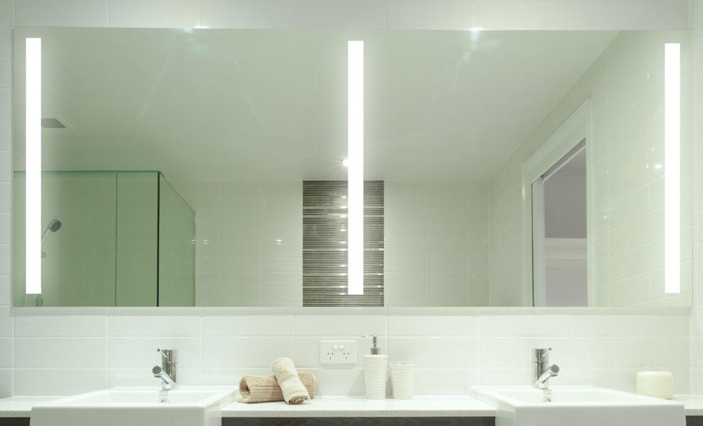 Elevenx Bathroom Lighted Mirror Clearlight Designs